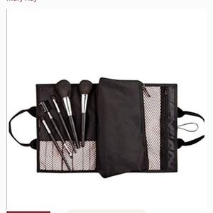 Mary Kay 5 piece brush collection with bag